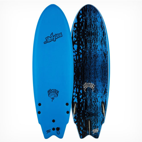 Catch Surfboards Catch Odysea 5'11'' Lost Round Nose Fish Blue