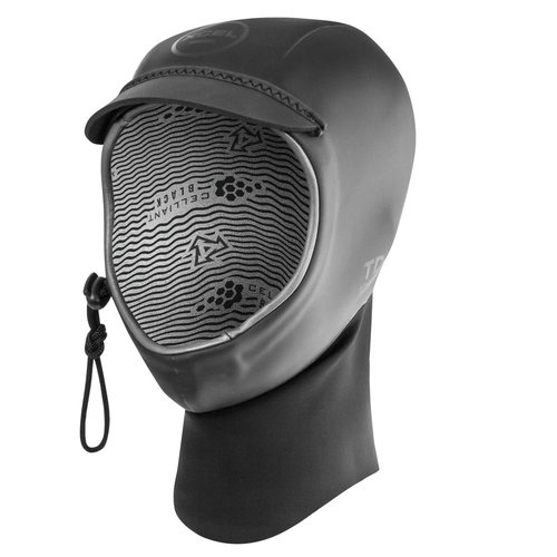Xcel Xcel Drylock 3mm Hood Black
