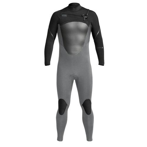 Xcel Xcel Axis X X2 5/4 Heren Wetsuit Graphite/Black