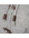 Shakaloha Woodcord Vest DLX Beige
