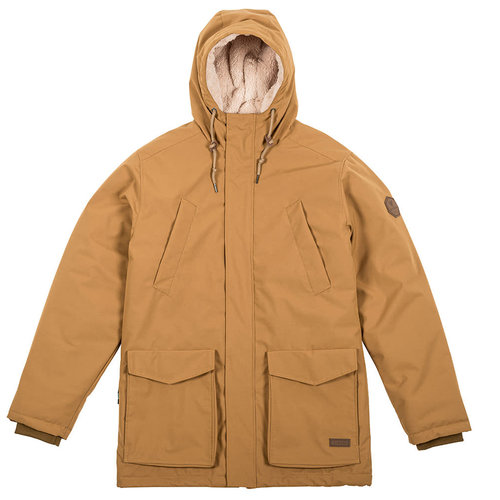 Vissla Vissla Men's Backland Jacket Tobacco