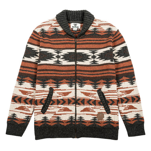 Vissla Vissla Heren Wicasa Upcycled Sweater Sand