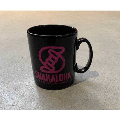 Shakaloha Shakaloha Mug Black Pink