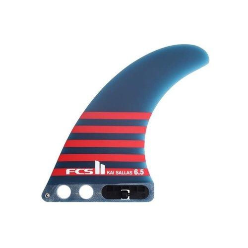 FCS FCS II Kai Sallas 6.5 Inch Longboard Navy Blue