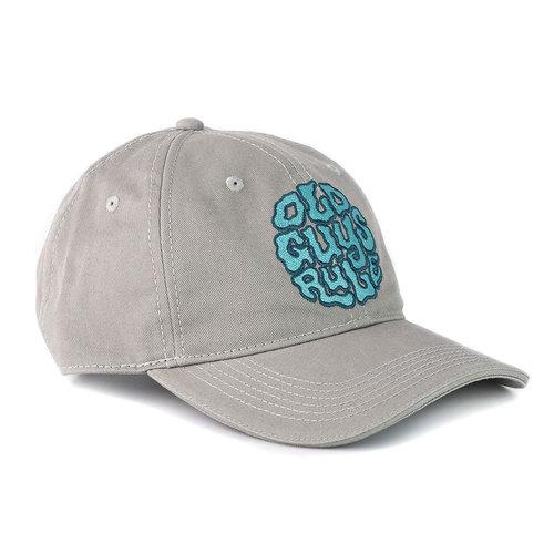 Old Guys Rule Old Guys Rule Trip Type Cap Sports Grey