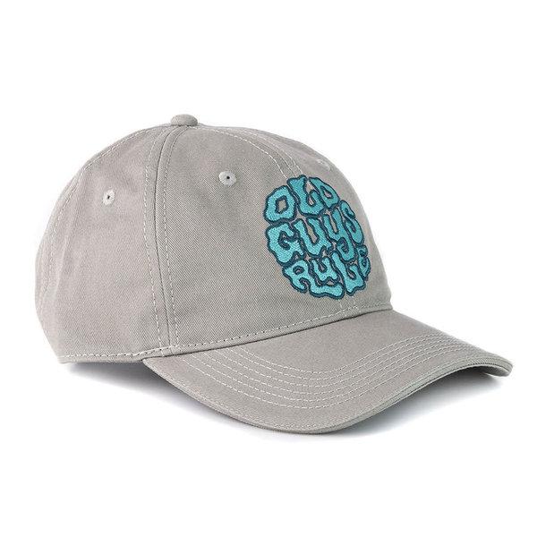 Old Guys Rule Trip Type Cap Sports Grey