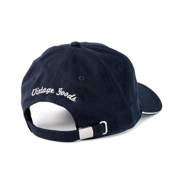 Old Guys Rule Stacked Logo Cap Blue Dusk