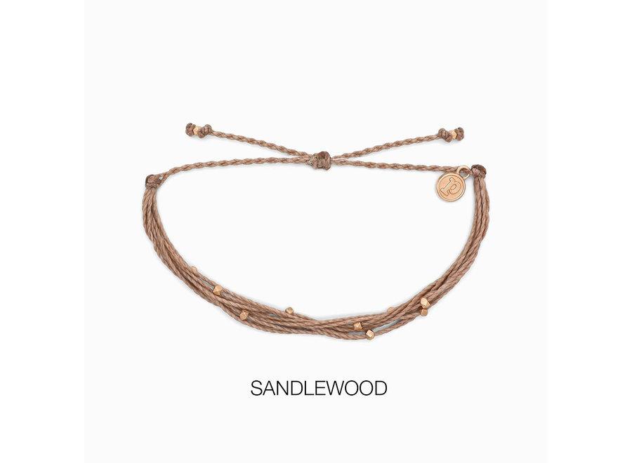 Pura Vida Malibu Bracelet Rose Gold