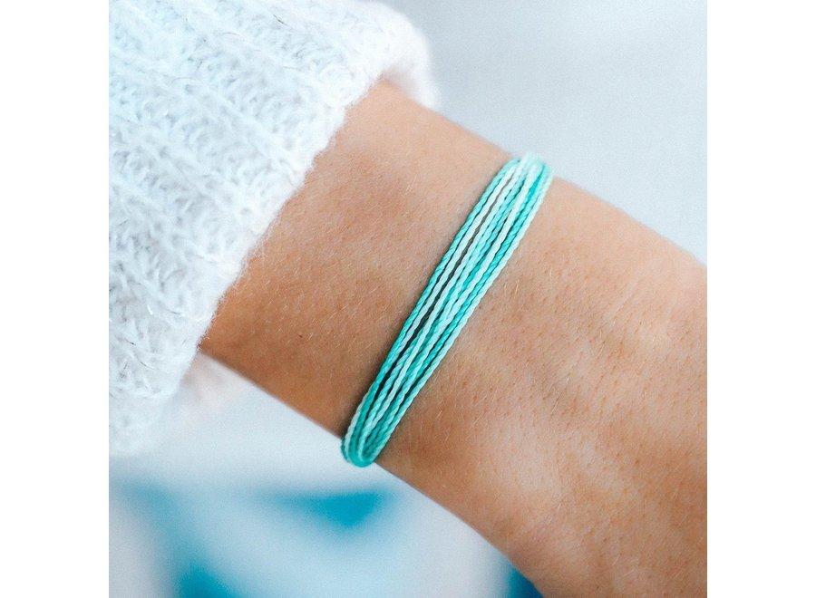 Pura Vida  Charity: For The Oceans Bracelet