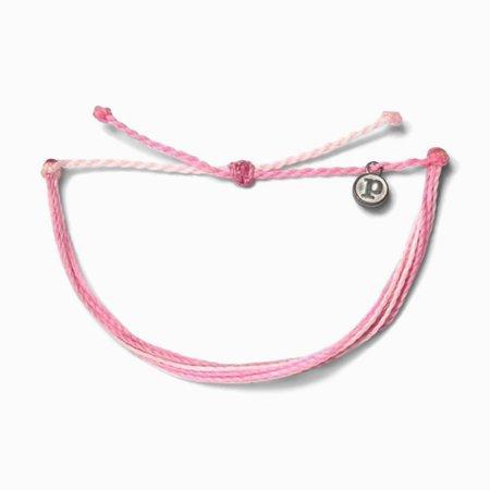 Pura Vida Bracelets Pura Vida  Charity: Boarding 4 Breast Cancer Bracelet