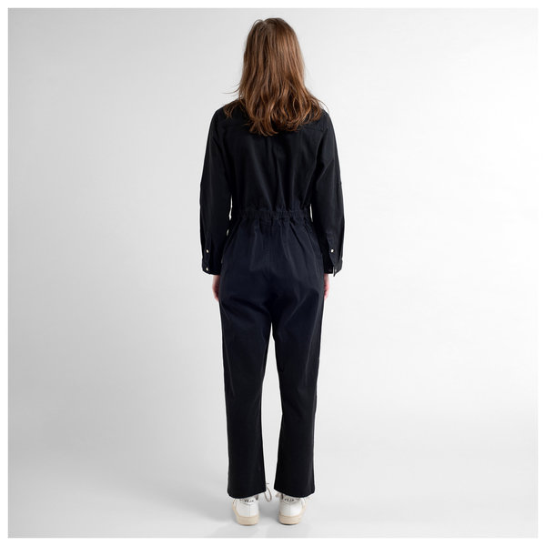 Dedicated Women's Overall Hultsfred Black