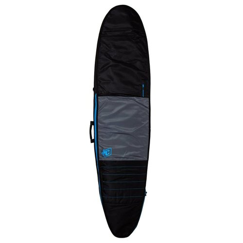 Creatures of Leisure Creatures Day Use Longboard Boardbag Black/Silver