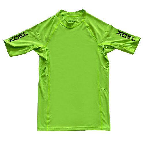 Xcel Xcel Surf School Lycra Lime