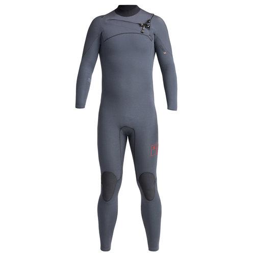 Xcel 4/3 Comp X Wetsuit Gunmetal