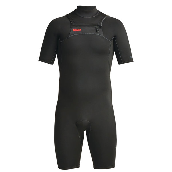 XCEL 2mm Comp Shorty Wetsuit Black