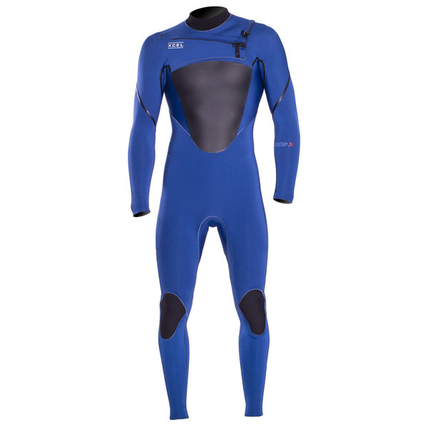 XCEL 4/3 Axis X Wetsuit Blue