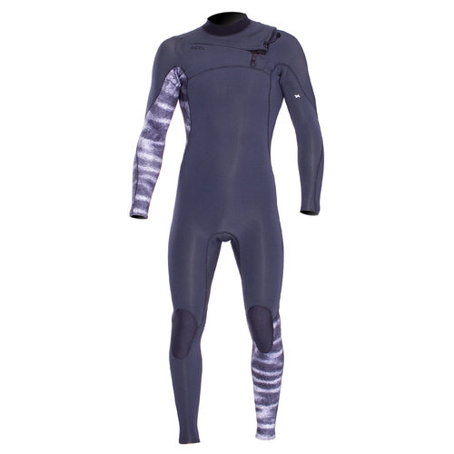Xcel 4/3 Comp X Wetsuit Graphite Tiger Shark