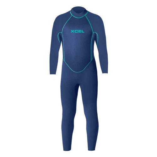 Xcel 3mm Toddler Full Wetsuit Blue