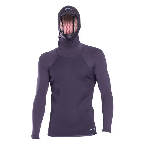 Xcel Thermolite Shirt With 2mm Radiant Rebound Hood