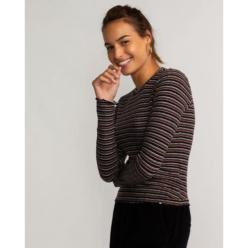 Billabong Billabong Dames Seventies Stripes Top Multi