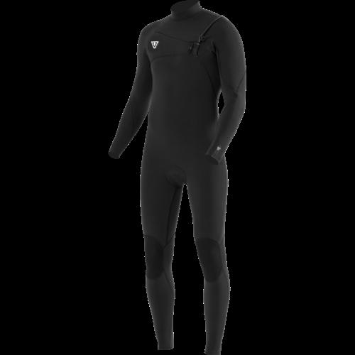 Vissla Vissla 7 Seas 5/4 Heren Wetsuit Black