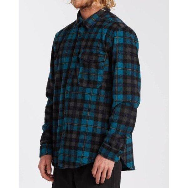 Billabong Heren Furnace Flannel Pacific