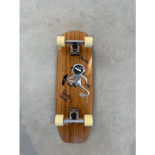 Sharkfin Sharkfin Cruiser Skateboard Monkey