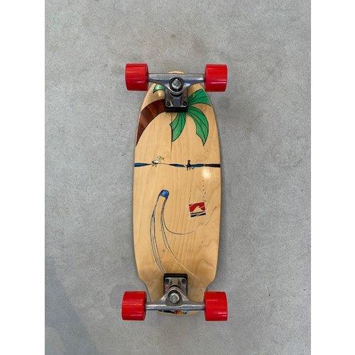 Sharkfin Sharkfin Cruiser Skateboard Palmtree