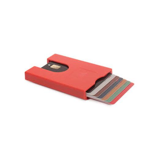 Walter Wallet Walter Wallet Jet Red Wallet