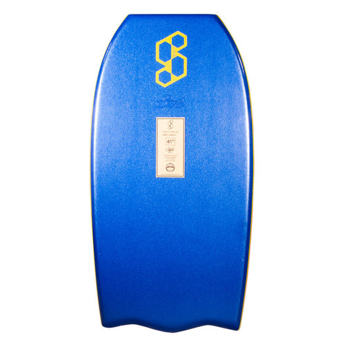 Science SCIENCE 41 Style Delta Quad Vent Bodyboard Blue White