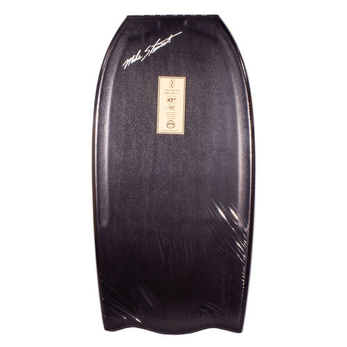 Science SCIENCE 41 Style Flex 8 Bat Tail Bodyboard Black Black