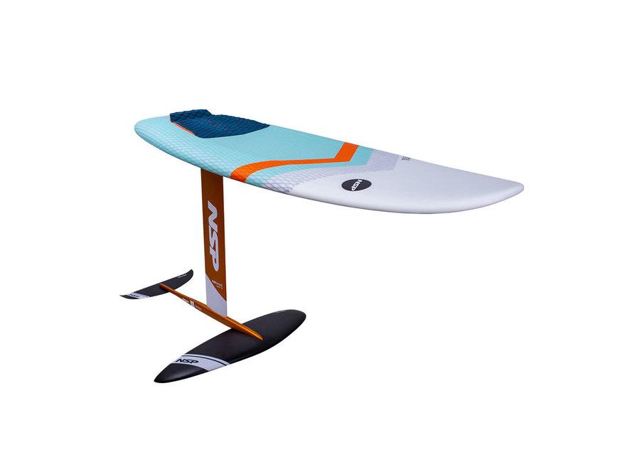 """NSP 5'2 Dc Surf Foil Board 21"""" Wide"""