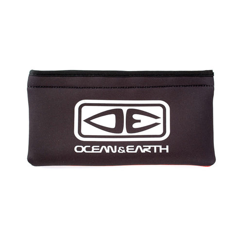 Ocean & Earth OCEAN & EARTH Neo Mini Pencil Case - Black
