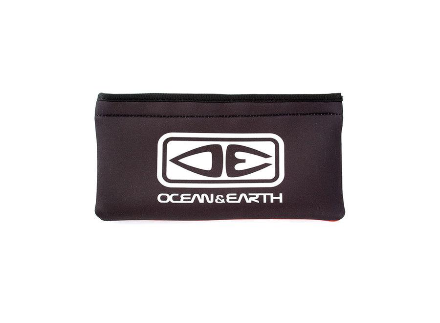 OCEAN & EARTH Neo Mini Pencil Case - Black