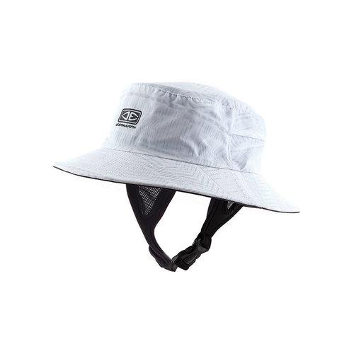 Ocean & Earth OCEAN & EARTH Youth Bingin Soft Peak Surf Hat - White