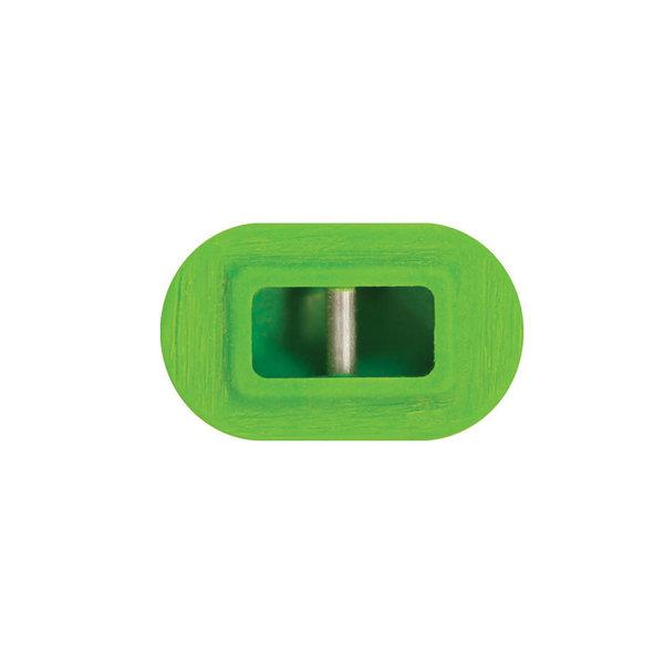 FUTURES FINS Futures Leash Plug Green