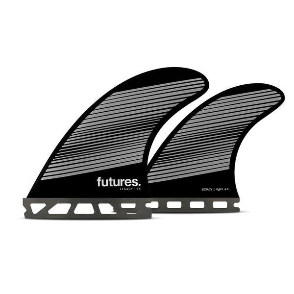 FUTURES FINS F6 Quad Legacy Series