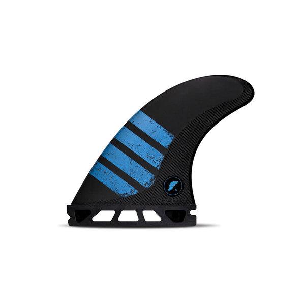 FUTURES FINS F6 Alpha Size Medium Black Blue