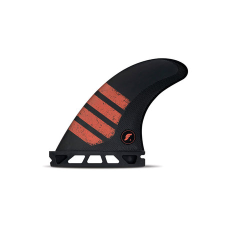 Futures Fins FUTURES FINS F4 Alpha Size Small Black Red