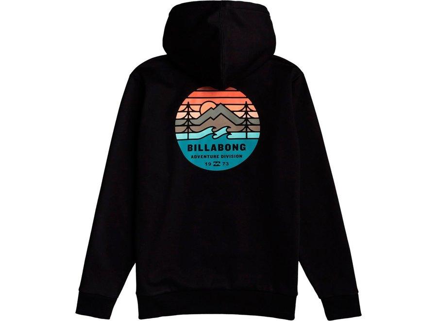 Billabong Twin Pines Pullover Black