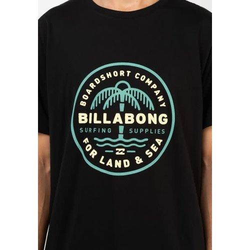Billabong Billabong Heren Coast To Coast Short Sleeve Shirt