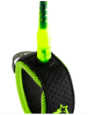 Creatures 6ft Reliance Pro Leash Black Lime