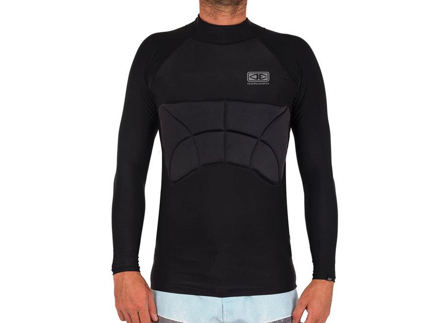 OCEAN & EARTH Padded Rib Guard Shirt