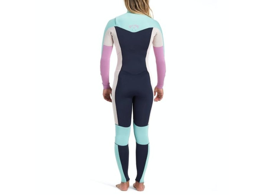 Billabong 5/4 Women's Synergy Navy Wetsuit