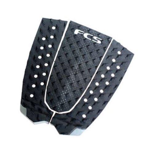 FCS FCS T-3 W Tailpad Black Charcoal 3-Piece