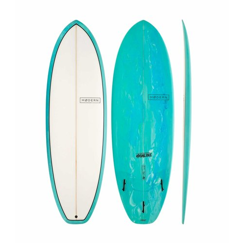 Modern Modern Highline PU Sea Tint 6'8''