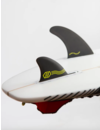 Feather Fins Futures Twin + 1  Black