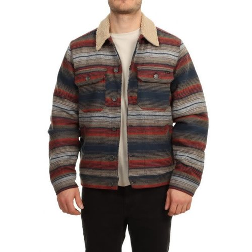 Billabong Billabong Men's Barlow Sherpa Navy