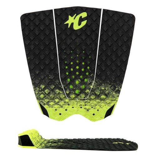 Creatures of Leisure Creatures of Leisure Tailpad Griffin Colapinto Black Fade Lime