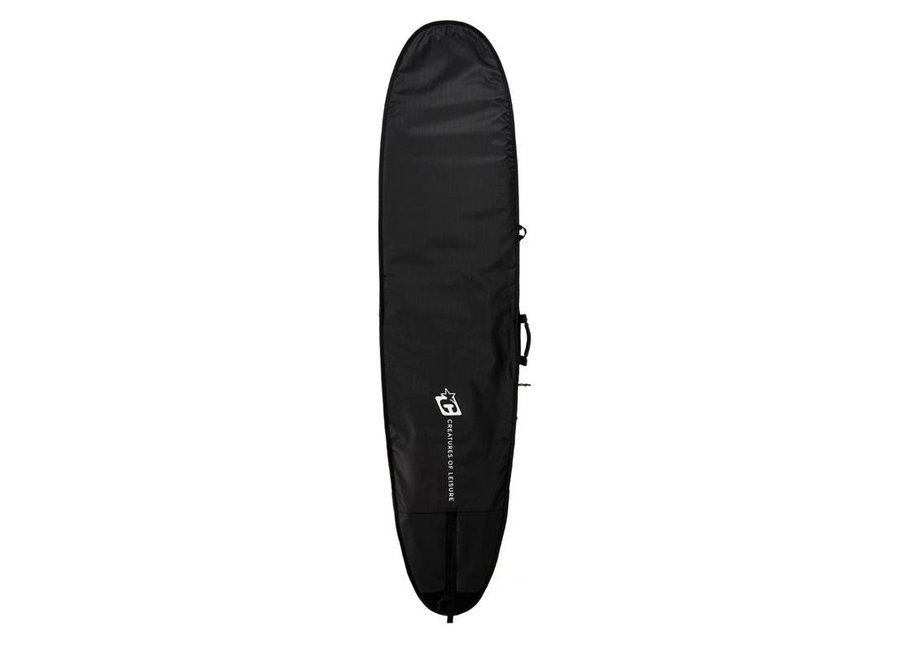 Creatures Day Use Longboard Boardbag Black/Silver